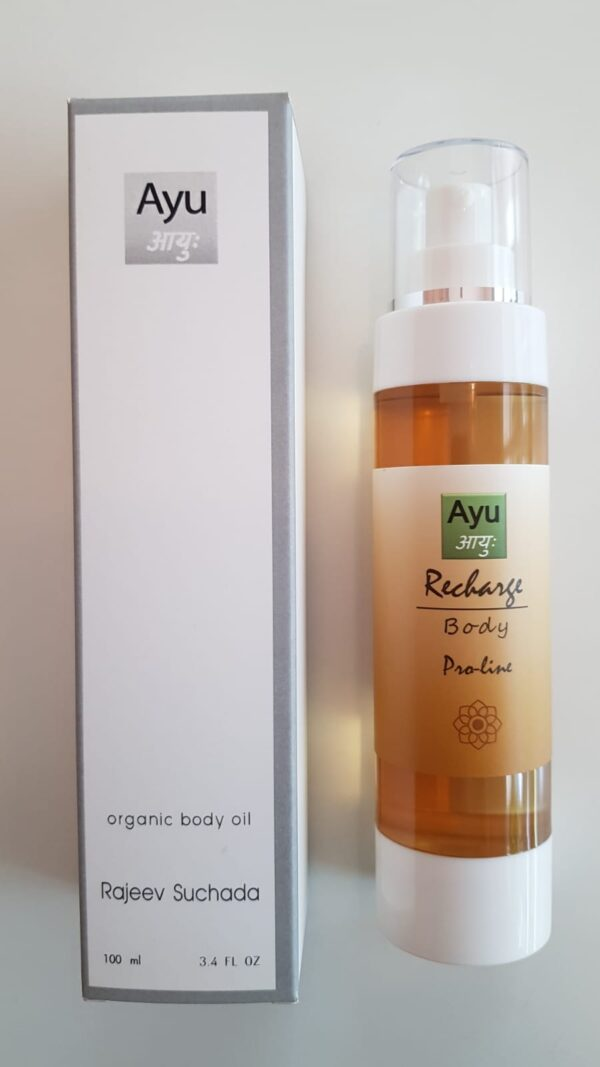 AYU recharge Body Oil