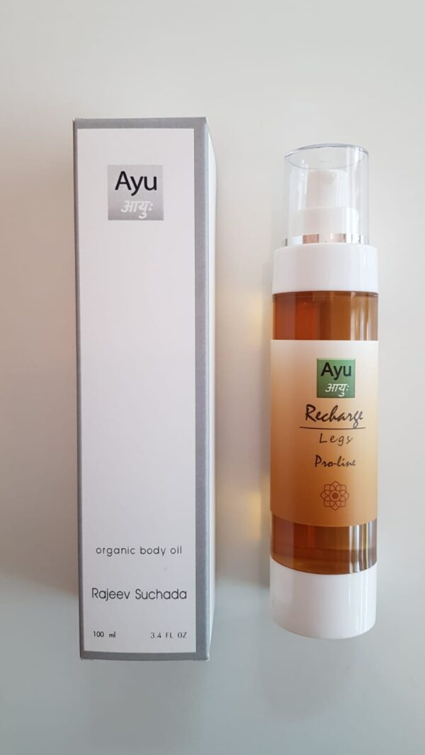 AYU Recharge Legs Oil