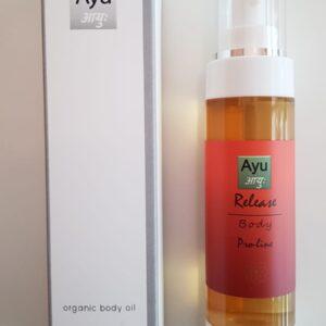 AYU Release Body Oil