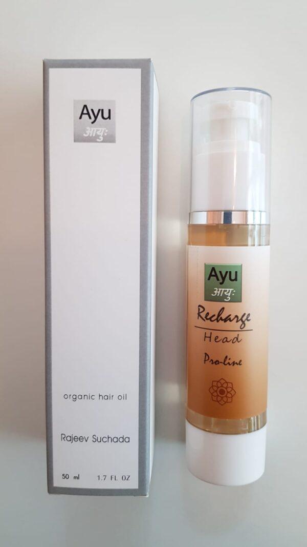 AYU Recharge Head Oil