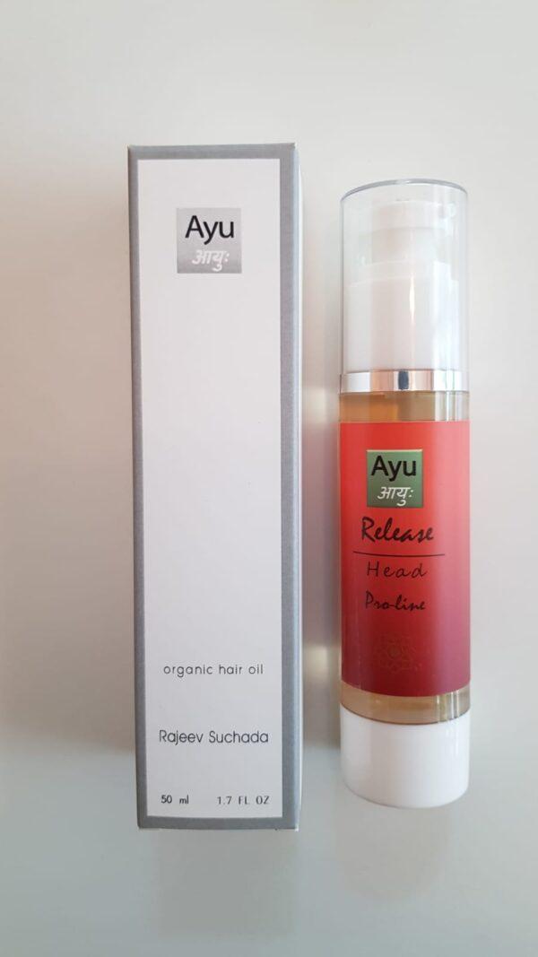 AYU Release Head Oil